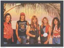 *Iron Maiden* Ed. Rock'Stress. Nueva. - Música Y Músicos