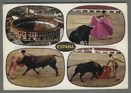 U9684 CORRIDA DE TOROS ESPANA VG SB (m) - Corrida