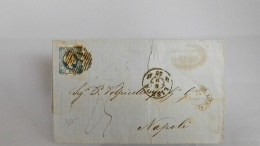 CH6.COLLEZIONE.STORIA POSTALE.SPAGNA.ESPANA.LISBONA.LISBOA.8-9-55.RARA.SPLENDIDA - 1861-78 Vittorio Emanuele II