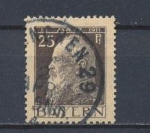 Beieren/Bavaria/Baviere/Bayern 1911 Mi: 80 Yt: 80 (Gebr/used/obl/o)(2399) - Bavière