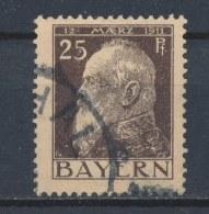 Beieren/Bavaria/Baviere/Bayern 1911 Mi: 80II Yt: 80 (Gebr/used/obl/o)(2400) - Bavière