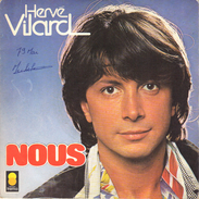 45t Herve Vilard - Vinyl Records