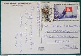MADAGASCAR - REPOBLIKA DEMOKRATIKA MALAGASY - Circulated 1988 - Madagascar