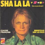 45t Claude Francois - Vinyles