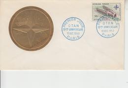 1959 - FDC N° 1228 - FDC