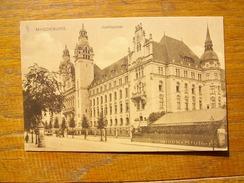 Magdeburg , Justizpalasi - Magdeburg