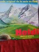 """ Heidi "" Disque Vinyle 33 Tours - Kinderen"