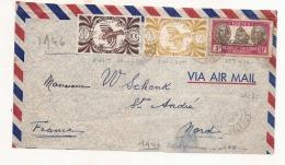 Fragment De Lettre NOUVELLE CALEDONIE - - Briefe U. Dokumente