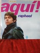 """"""" Raphael. Aqui """" Disque Vinyle 33 Tours - Vinyl-Schallplatten"""