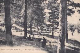 PEIRA CAVA LE PARC DE L'HOTEL BELLEVUE/COLL MORARA BAZAR COIFFEUR  (dil48) - Autres Communes