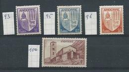 Frans-Andorra    Y /T      93  + 95 + 96 + 110      (XX)
