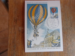 FRANCE (1971) Poste Par Ballons Montés - Non Classificati