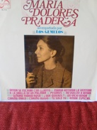 """ Maria Dolores Pradera "" Disque Vinyle 33 Tours - Vinyl Records"