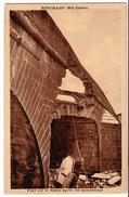 RONCHAMP: Pont Sur Le Rahin Après Les Inondations - Altri Comuni