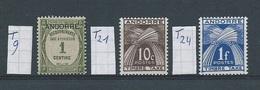 Frans-Andorra    Y /T     Taxe   9 + 21 + 24    ( X)