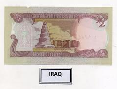 Iraq - Banconota Da 1/2 Dinaro - Nuova -  (FDC4577) - Iraq