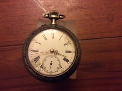 Rare Montre Gousset Frainier - Watches: Bracket