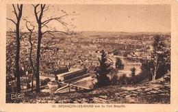 25 - Besançon - Beau Panorama Du Fort Brégille - Besancon