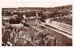 25 - Besançon - Le Doubs - Les Quais - Besancon