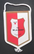 FK Mladost Puračić, BOSNIA FOOTBALL CLUB, CALCIO OLD PENNANT, SPORTS FLAG - Uniformes Recordatorios & Misc