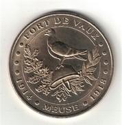 Monnaie De Paris 55.Vaux Damloup - Le Fort De Vaux 2004