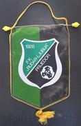 FK RUDAR LJUBIJA, PRIJEDOR, BOSNIA FOOTBALL CLUB, CALCIO OLD PENNANT, SPORTS FLAG - Uniformes Recordatorios & Misc