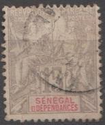 Sénégal 1900-01 N° 23 Sage Faux De FOURNIER   (E2) - Sénégal (1887-1944)