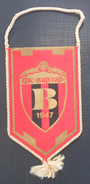 FK VARDAR SKOPJE, MACEDONIA FOOTBALL CLUB, CALCIO OLD PENNANT, SPORTS FLAG - Uniformes Recordatorios & Misc