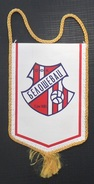 OFK BELOSEVAC, SERBIA FOOTBALL CLUB, CALCIO OLD PENNANT, SPORTS FLAG - Uniformes Recordatorios & Misc