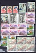 1972  Tp  Entre 871 Et 915**, Cote 74 €, - Unused Stamps