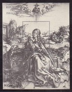 Gemälde, Dürer, Paraguay  Bl.287 , Xx  (3432)