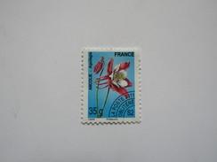 Fra412   35g  Fleur  Ancolie  Flower   Préoblitéré   YT 260 - France