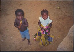 °°° 4605 - AFRICA - DAUGHTERS OF MARY HELP OF CHRISTIANS °°° - Cartoline