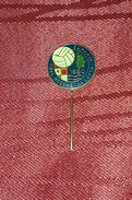 FIRST FOOTBALL BALL ŽUPANJA CROATIA - Fútbol