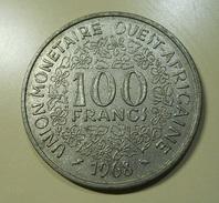 West African States 100 Francs 1968 - Monnaies