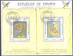 Panama HB (o) Pintura Codices. 1968 - Panama