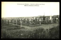 74 - Environs De VERDUN - Cimetière Militaire De FLEURY - Verdun