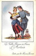 [DC10024] CPA - LES VIEILLES PROVINCES DE FRANCE EDITE PAR LES FARINES JAMMEL FIRMATA DROI L'ARTOIS  NV - Old Postcard - Droit