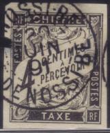 YT4 Taxe 4c - Nossi-Be Ile De Nossi-be - Portomarken