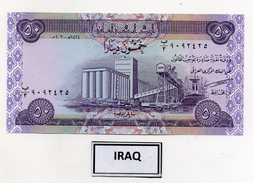 Iraq - Banconota Da 50 Dinari - Nuova -  (FDC4581) - Iraq