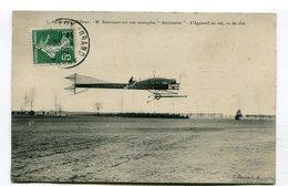 CPA 51 : Camp De Châlons Avion Antoinette Demanest        A VOIR  !!!! - Camp De Châlons - Mourmelon