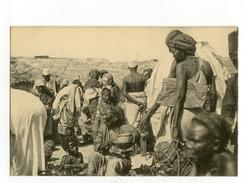 C 19835   -   Mogadiscio  -  Mercato  -  Somalia Italiana - Somalie