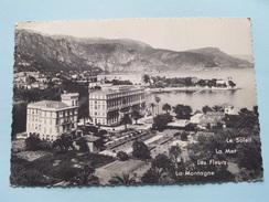 Les Hôtels BEDFORD Et SAVOY ( Ibis ) Anno 1949 ( Zie Foto Voor Details ) !! - Belvédère