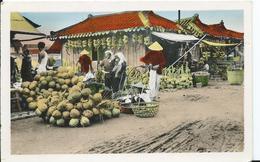 VIET NAM - SAIGON - Marché Vente De Cocos - Vietnam