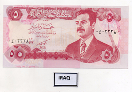 Iraq - Banconota Da 5 Dinari - Nuova -  (FDC4584) - Iraq