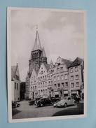 Marktplatz ( Karl Meyer ) Anno 1961 ( Zie Foto Voor Details ) !! - Warendorf