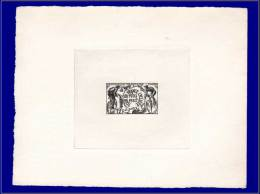 Qualité: EPA – 955, épreuve D'artiste En Noir,: 12f. Tour De France, Cycle. - Stamps