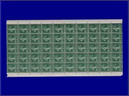 Qualité: XX – 138, Non émis, Type III Rotatif Timbre Plus Haut (par Haegelin), Feuille... - Stamps