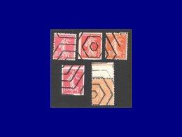Qualité: (X) – 138, Série De 5 Timbres Dentelés Ou Non Dentelés, Couleurs... - Stamps