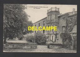 DD / 34 HÉRAULT / LE BOUSQUET D'ORB / LE CHÂTEAU - France